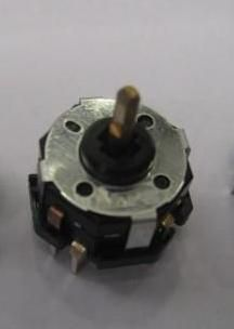 ALPS RKJXT1F42001 Center Push & 4 Directional Stick Switch Genuine Part