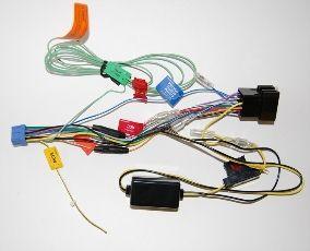 Pioneer DEH-X3600UI DEHX3600UI DEH X3600UI Power Loom lead ISO Cord spare part