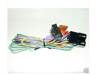Pioneer AVIC-F10BT AVIC F10BT AVICF10BT Power Loom Harness Lead Cord  lead Genuine spare part