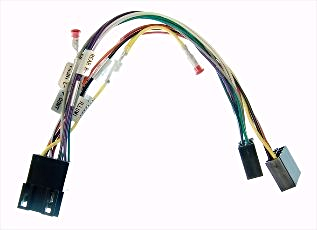 Pioneer SPH-DA01 SPHDA01 SPH DA01Power Loom Wiring Harness lead ISO Genuines spare part