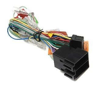 PIONEER SPH-DA120 Player Wiring Harness Plug